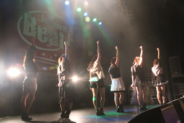 Jewel Beat!! 2018~ Fortune in the Summer !!~ in 渋谷WWWX(愛乙女☆DOLL)