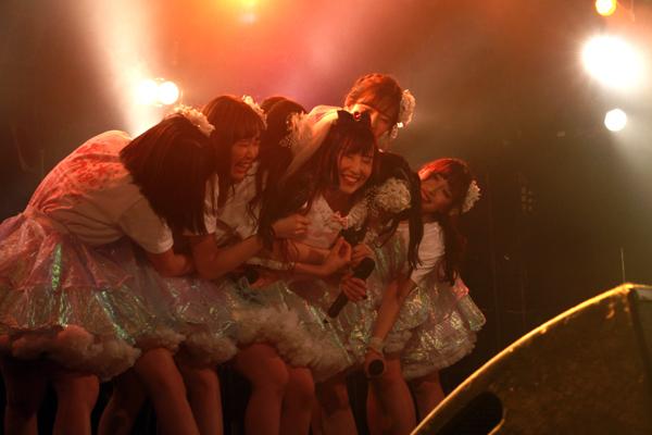 桜井ゆいJewel☆Neige卒業ライブ~LAST WHITE~